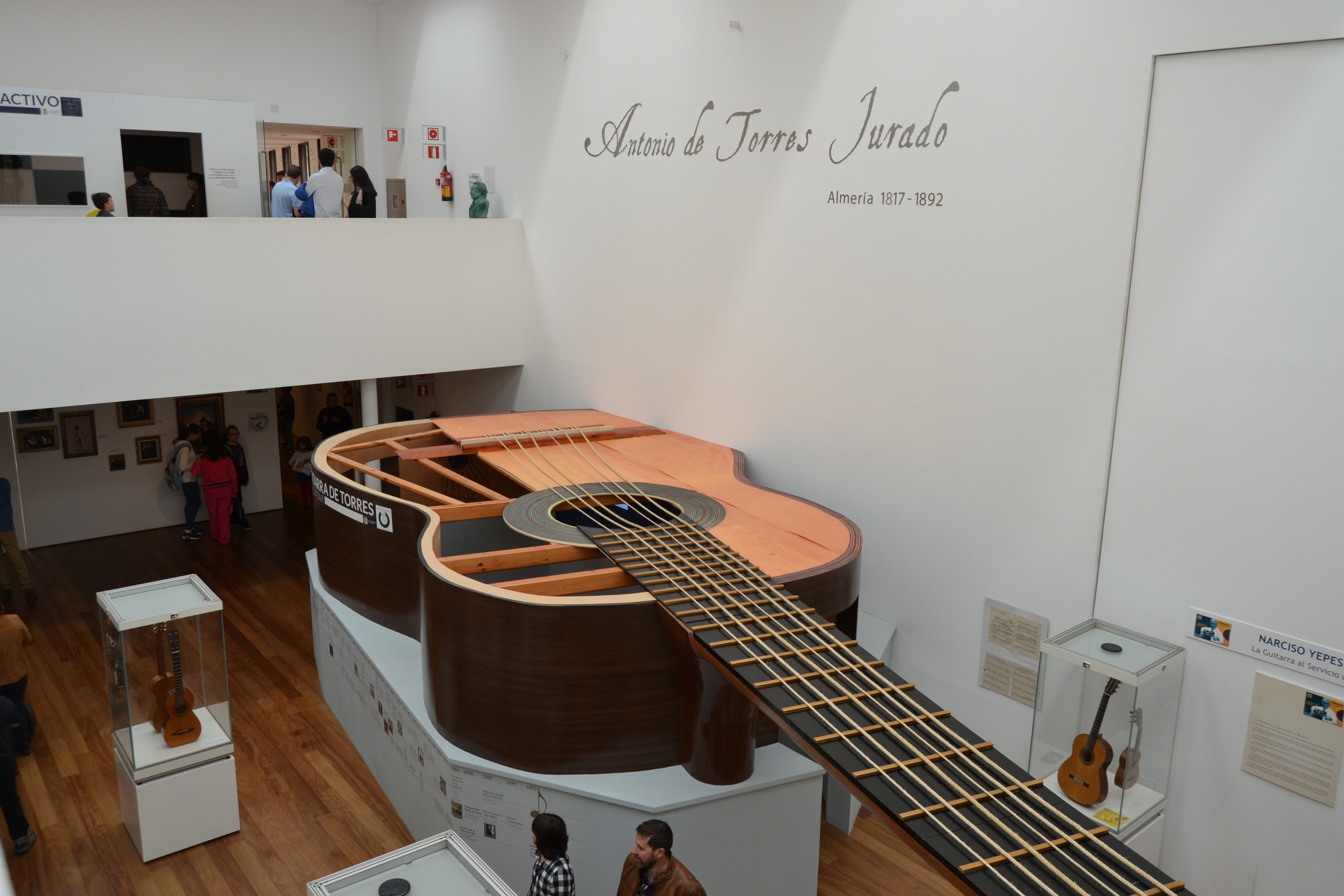 Guided Tour of the Museums of Almeria
