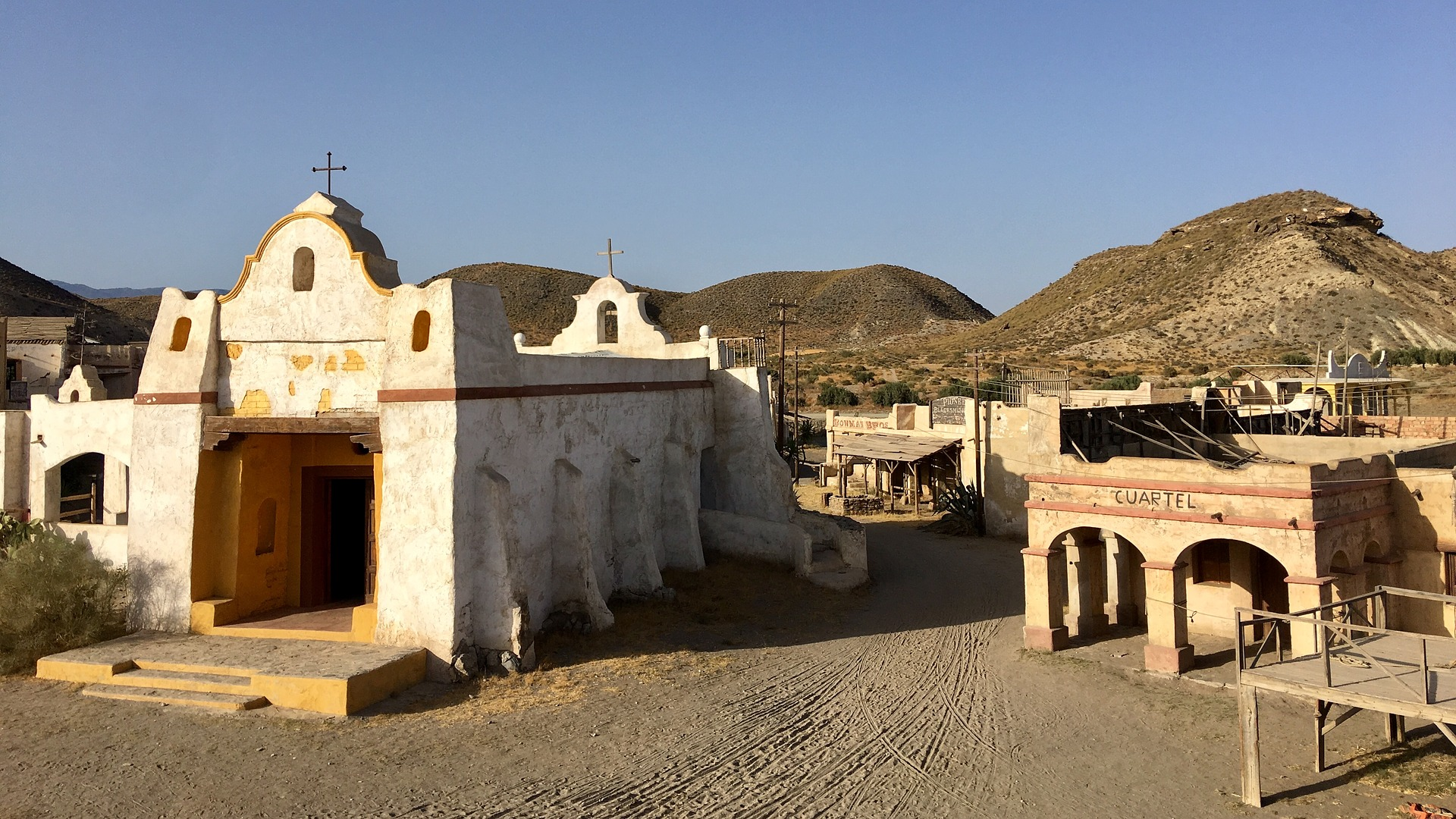 Image of Excursion to the Tabernas Desert from Almeria and Roquetas de Mar.