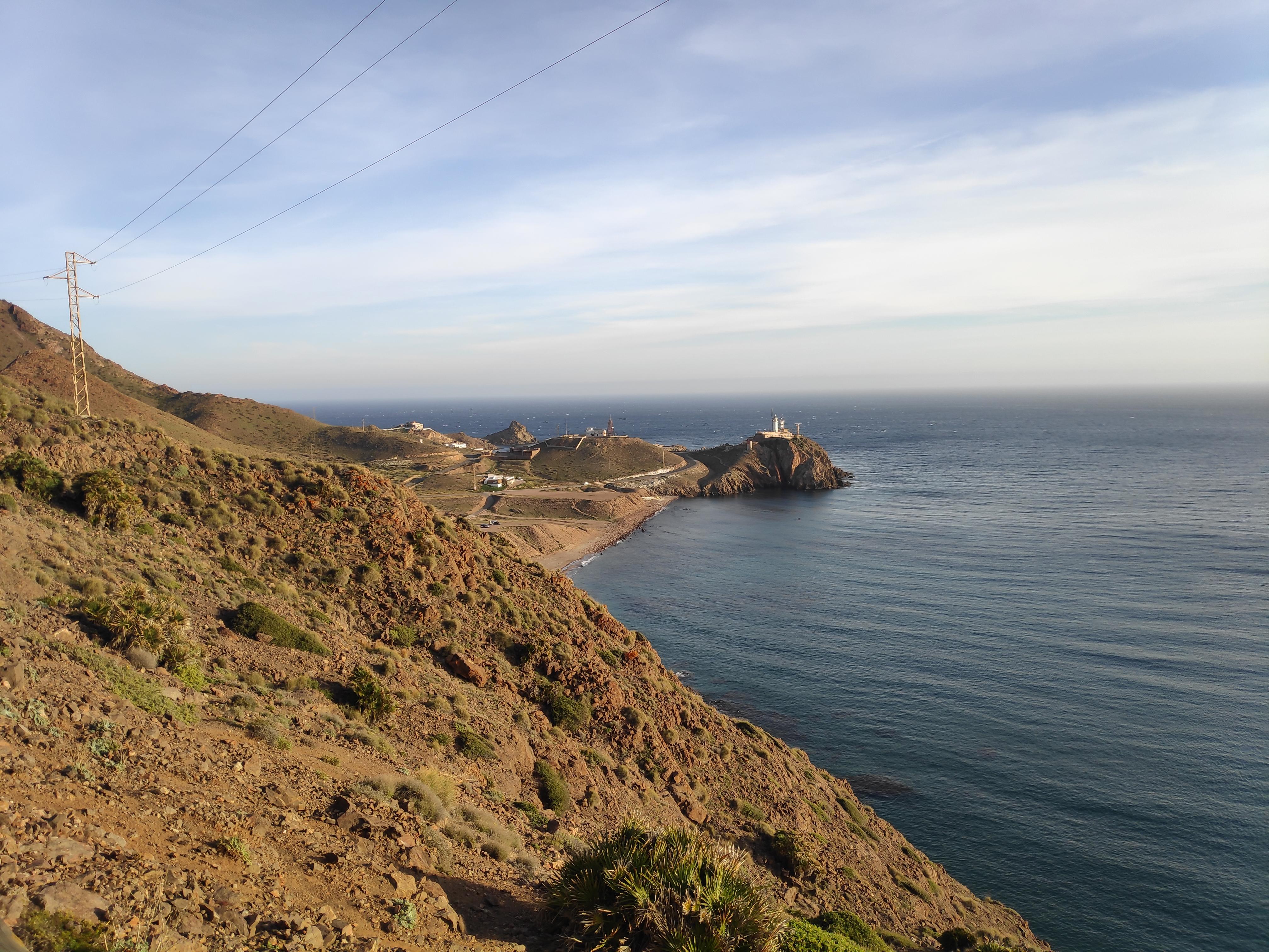 Image of Film tour to Cabo de Gata with transport from Almería and Roquetas de Mar.