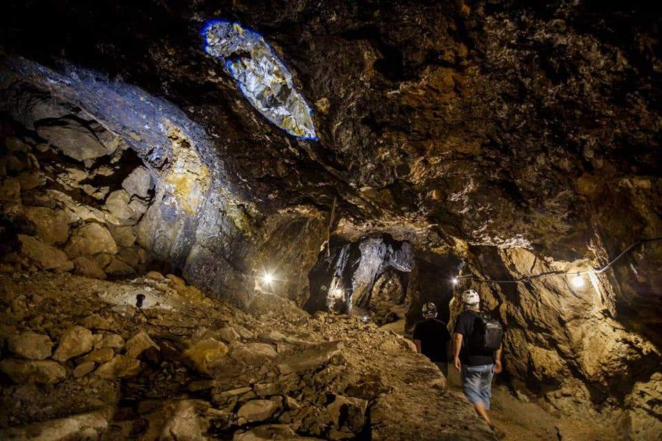 Image of Guided tour of the Giant Geode and te rich Pulpí sigt